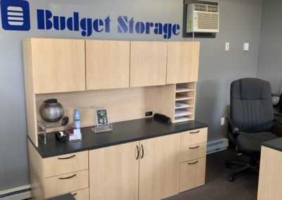 Storage Facility Office