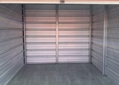 storage unit prices